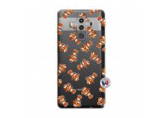 Coque Huawei Mate 10 PRO Petits Poissons Clown