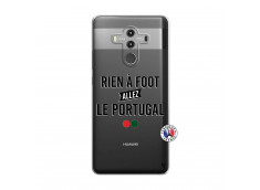 Coque Huawei Mate 10 PRO Rien A Foot Allez Le Portugal