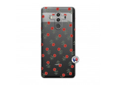 Coque Huawei Mate 10 PRO Rose Pattern