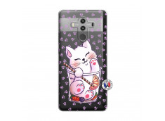 Coque Huawei Mate 10 PRO Smoothie Cat