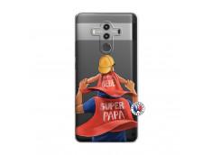 Coque Huawei Mate 10 PRO Super Papa et Super Bébé