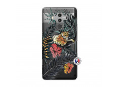 Coque Huawei Mate 10 PRO Leopard Tree