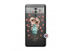 Coque Huawei Mate 10 PRO Puppies Love