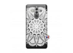 Coque Huawei Mate 10 PRO White Mandala