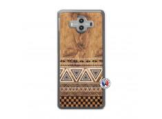 Coque Huawei Mate 10 Aztec Deco Translu