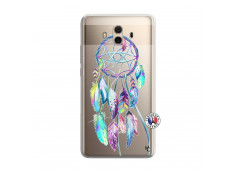 Coque Huawei Mate 10 Blue Painted Dreamcatcher
