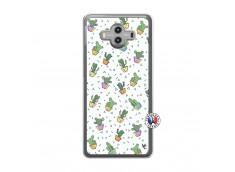 Coque Huawei Mate 10 Le Monde Entier est un Cactus Translu
