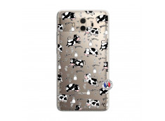 Coque Huawei Mate 10 Cow Pattern