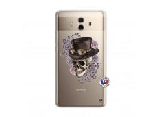 Coque Huawei Mate 10 Dandy Skull