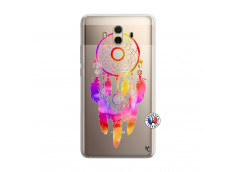 Coque Huawei Mate 10 Dreamcatcher Rainbow Feathers