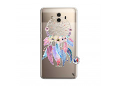 Coque Huawei Mate 10 Multicolor Watercolor Floral Dreamcatcher