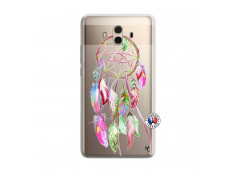 Coque Huawei Mate 10 Pink Painted Dreamcatcher