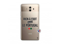 Coque Huawei Mate 10 Rien A Foot Allez Le Portugal