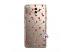 Coque Huawei Mate 10 Rose Pattern