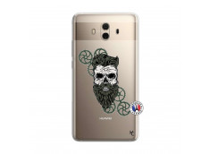 Coque Huawei Mate 10 Skull Hipster