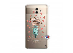 Coque Huawei Mate 10 Puppies Love