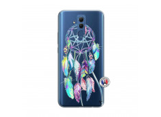 Coque Huawei Mate 20 Lite Blue Painted Dreamcatcher