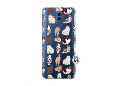 Coque Huawei Mate 20 Lite Cat Pattern