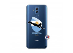 Coque Huawei Mate 20 Lite Coupe du Monde Rugby-Argentine