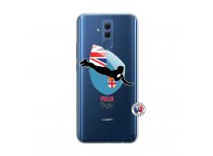 Coque Huawei Mate 20 Lite Coupe du Monde Rugby Fidji