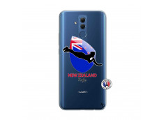 Coque Huawei Mate 20 Lite Coupe du Monde Rugby- Nouvelle Zélande