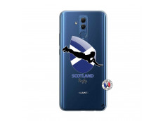 Coque Huawei Mate 20 Lite Coupe du Monde Rugby-Scotland