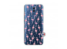 Coque Huawei Mate 20 Lite Flamingo