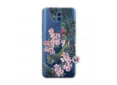 Coque Huawei Mate 20 Lite Flower Birds