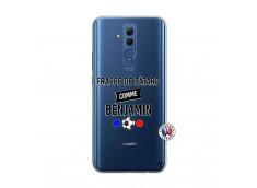 Coque Huawei Mate 20 Lite Frappe De Batard Comme Benjamin