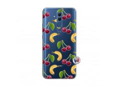 Coque Huawei Mate 20 Lite Hey Cherry, j'ai la Banane