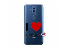 Coque Huawei Mate 20 Lite I Love Toulouse