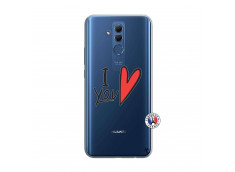 Coque Huawei Mate 20 Lite I Love You