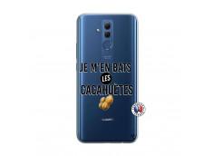 Coque Huawei Mate 20 Lite Je M En Bas Les Cacahuetes