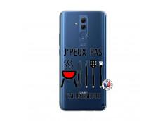 Coque Huawei Mate 20 Lite Je Peux Pas J Ai Barbecue