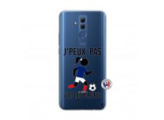 Coque Huawei Mate 20 Lite Je Peux Pas J Ai Les Bleues