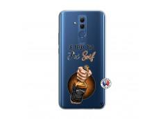 Coque Huawei Mate 20 Lite Je Peux Pas J Ai Soif
