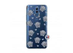 Coque Huawei Mate 20 Lite Petits Elephants