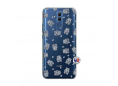 Coque Huawei Mate 20 Lite Petits Hippos
