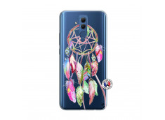 Coque Huawei Mate 20 Lite Pink Painted Dreamcatcher