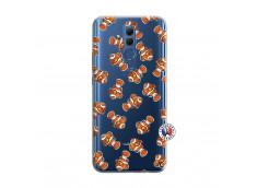 Coque Huawei Mate 20 Lite Petits Poissons Clown