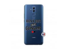 Coque Huawei Mate 20 Lite Rien A Foot Allez Guingamp