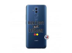 Coque Huawei Mate 20 Lite Rien A Foot Allez L'Espagne