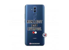 Coque Huawei Mate 20 Lite Rien A Foot Allez Liverpool