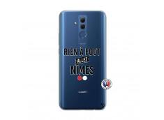 Coque Huawei Mate 20 Lite Rien A Foot Allez Nimes