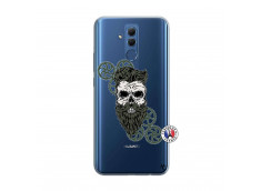 Coque Huawei Mate 20 Lite Skull Hipster