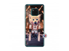 Coque Huawei Mate 20 PRO Cat Nasa Translu