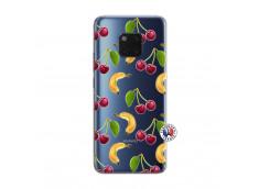 Coque Huawei Mate 20 PRO Hey Cherry, j'ai la Banane