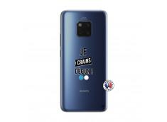 Coque Huawei Mate 20 PRO Je Crains Degun
