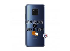 Coque Huawei Mate 20 PRO Je m'en bats Les Noix De Coco
