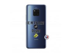Coque Huawei Mate 20 PRO Je M En Bas Les Olives